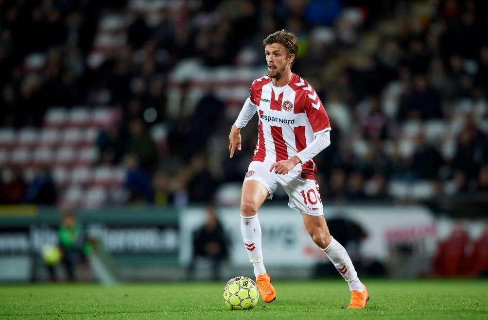 Lucas Andersen nærmer sig AaB-transfer