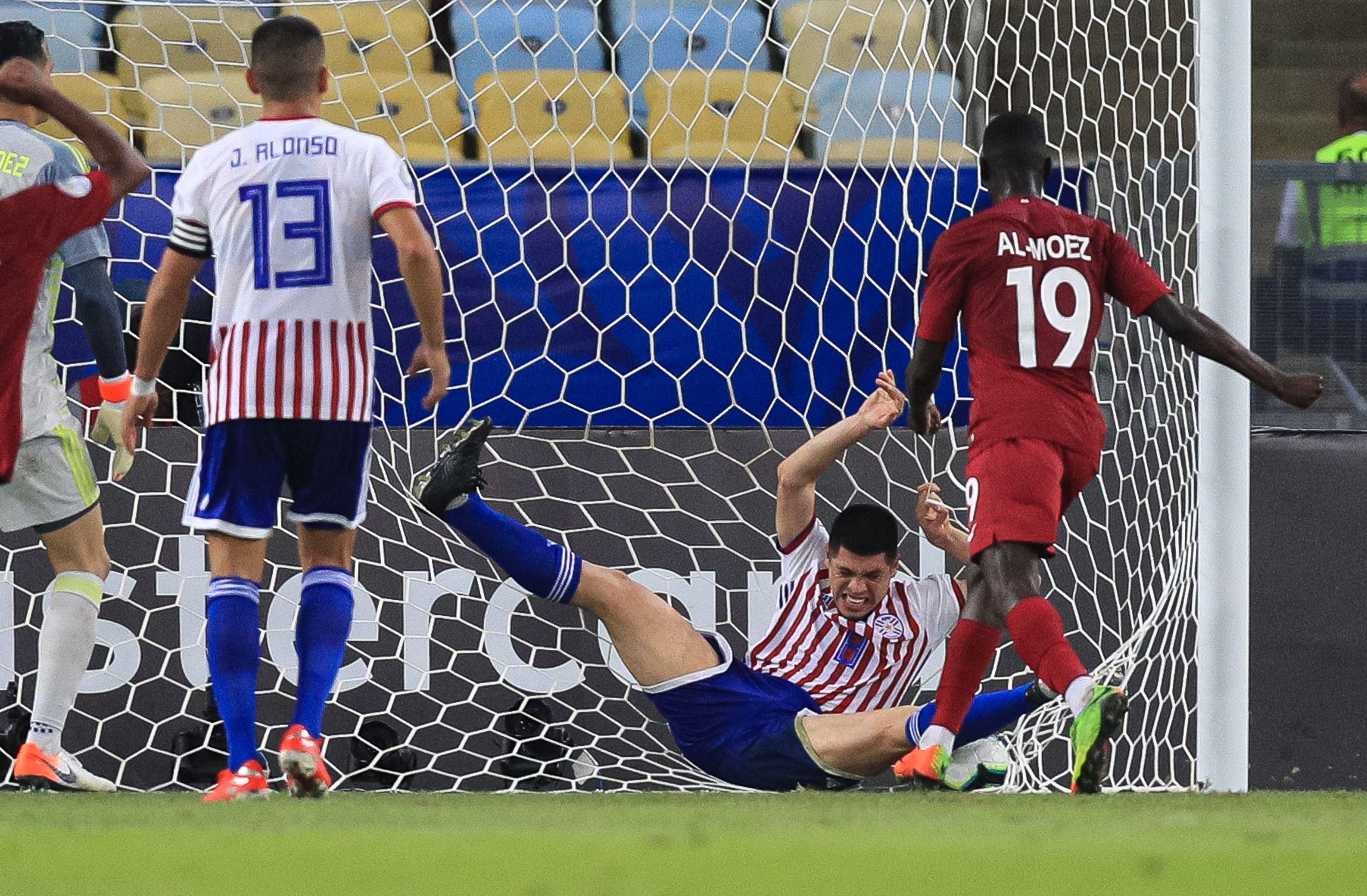 af879230292 Qatar tog point ved Copa America