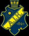 Logo for AIK