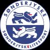 Logo for SønderjyskE