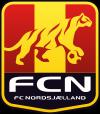 Logo for FC Nordsjælland