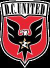 Logo for DC United