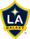 Logo for LA Galaxy