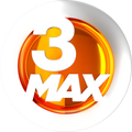 Logo for TV3 MAX