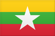 Logo for Myanmar