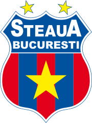 Logo for Steaua Bukarest