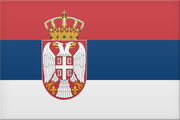 Logo for Serbien