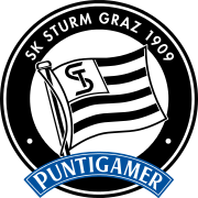 Logo for Sturm Graz