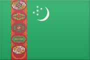 Logo for Turkmenistan