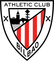 Logo for Athletic Bilbao