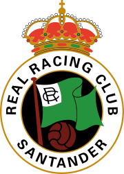 Logo for Racing Santander