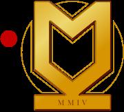 Logo for Milton Keynes Dons