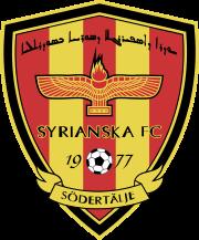 Logo for Syrianska