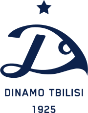 Logo for Dinamo Tbilisi