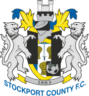 Logo for Stockport County