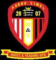 Logo for Hayes & Yeading United