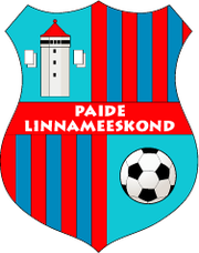 Logo for Paide Linnameeskond