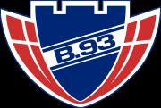 Logo for B 93