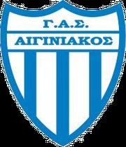 Logo for Aiginiakos FC