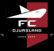 Logo for FC Djursland