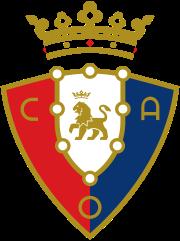 Logo for Osasuna B