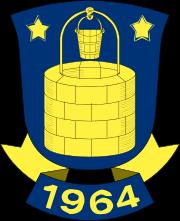 Logo for Brøndby IF