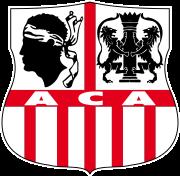 Logo for ACA Ajaccio