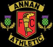 Logo for Annan Athletic