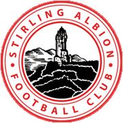 Logo for Stirling Albion