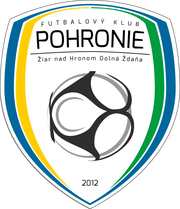 Logo for FK Pohronie