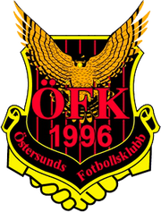 Logo for Östersunds FK