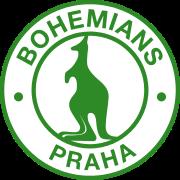 Logo for Bohemians Prague