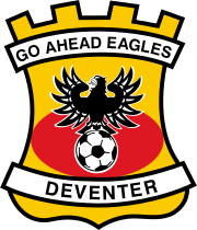 Logo for Go Ahead Eagles