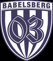 Logo for Babelsberg