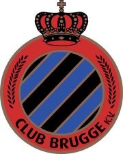 Logo for Club Brugge
