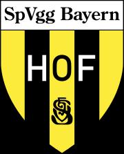 Logo for SpVgg Bayern Hof