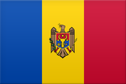 Logo for Moldova