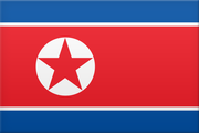 Logo for Nordkorea