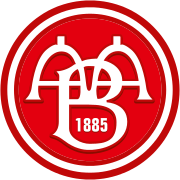 Logo for AaB (k)
