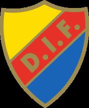 Logo for Djurgården