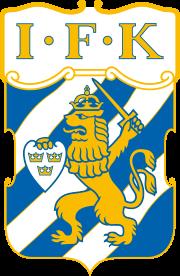 Logo for IFK Göteborg
