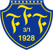 Logo for Falkenbergs FF