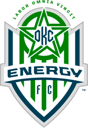 Logo for Oklahoma City Energy FC