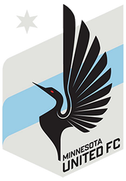 Logo for Minnesota United