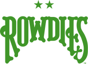Logo for Tampa Bay Rowdies