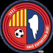 Logo for UE Olot
