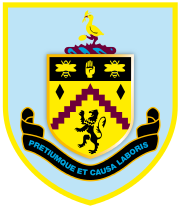 Logo for Burnley