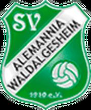 Logo for Alemannia Waldalgesheim