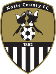 Logo for Notts Co.