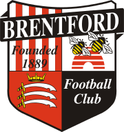 Logo for Brentford